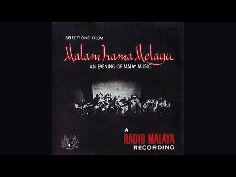"""Orkes Konsert Majlis Kesenian """"Selections from Malam Irama Melayu"""" Full Album (1961)"""