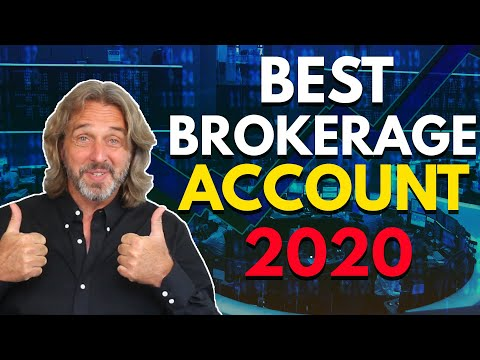 Best Brokerage Account 2020 – Thinking about opening a brokerage account? Watch this first!
