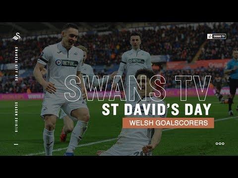 Celebrating St David's Day - famous Welsh scorers