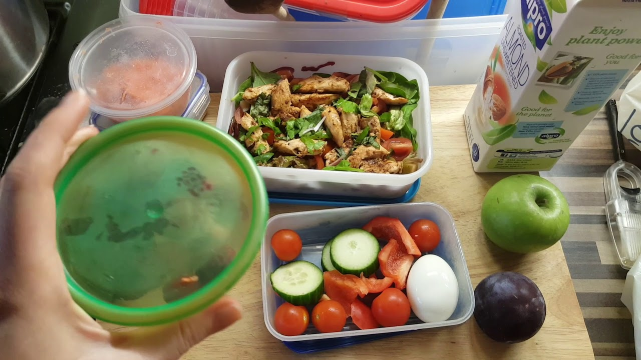 ideas for slimming world packed lunches