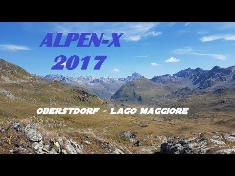 Alpen X 2017 DER FILM - MTB Transalp