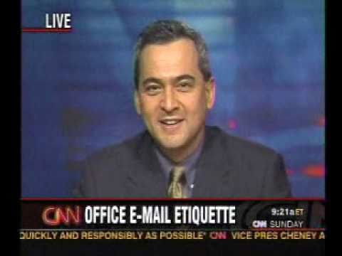 Email Etiquette Tips for Work: Mike Song on CNN