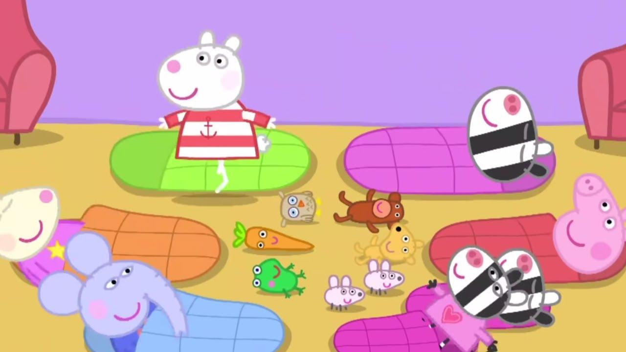 Peppa Pig Portugues Brasil Boa Noite Peppa Hd Desenhos