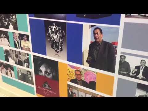 معرض صور لتكريم الناقد الراحل سمير فريد بـ«الأقصر للسينما الأفريقية»  - 22:22-2018 / 3 / 19