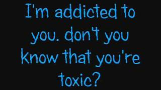 A static Lullaby - Toxic LYRICS