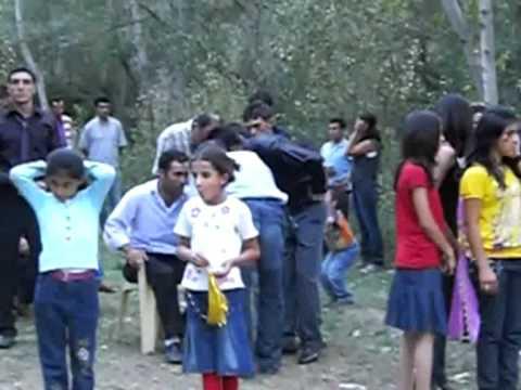 Doğan Doğan Elbistan Nergele köyü Cuma Bahçe düğün 2008 video