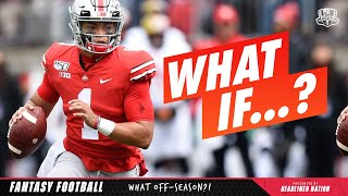 2021 NFL Mock Draft - What If Justin Fields......? - NFL Draft Scenarios And Landing Spots