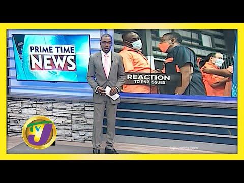 PNP Gen. Sec. Comments on Crawford Tape   TVJ News