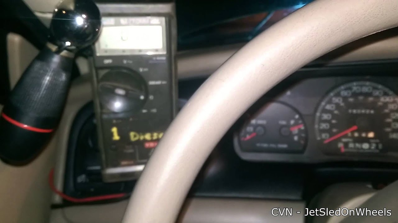 Cvn Cruise Control Switch Test And Clean Youtube Ford F 150 Wiring Diagram