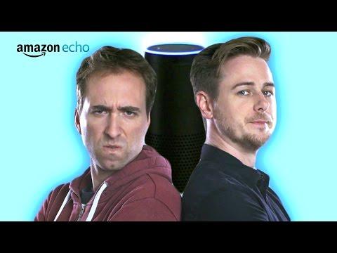 Man Vs. Machine // Presented By BuzzFeed & Amazon Echo