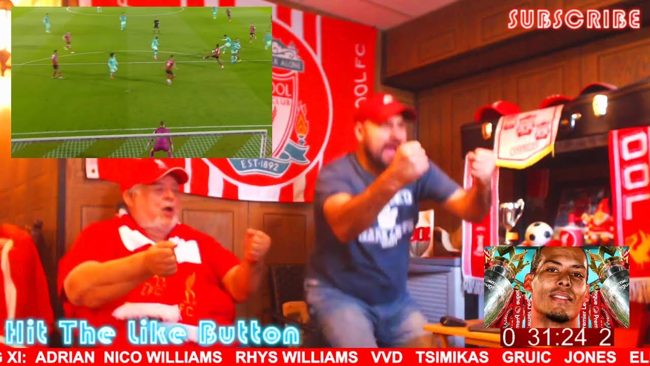 MINAMINO & JONES ON FIRE!!!! LIVERPOOL SMASHES LINCOLN 2-7 #LFC FAN REACTIONS EXTENDED LEGEND EDITON