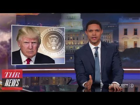 Late-Night Hosts Tackle Trump's 'S---hole' Immigration Comments | THR News
