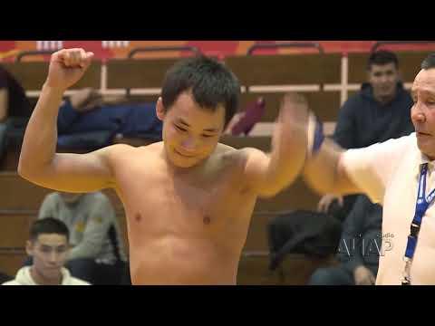 Республиканский турнир по борьбе хапсаҕай памяти Р.И.Цыпандина