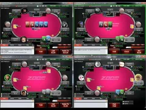 PokerStars Zoom Poker Coaching Leak Finder