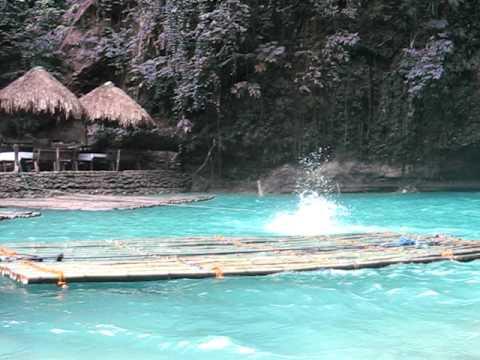 Naulan Falls in Cebu