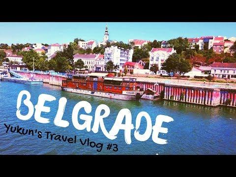Belgrade Serbia - Travel Vlog #3 | 塞尔维亚 贝尔格莱德 - 旅行日记3