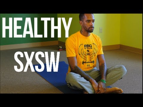 STIC from Dead Prez takes you on a Healthy SxSW