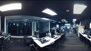 The Connected Experience: Arizona Cyber Warfare Range (360° video)