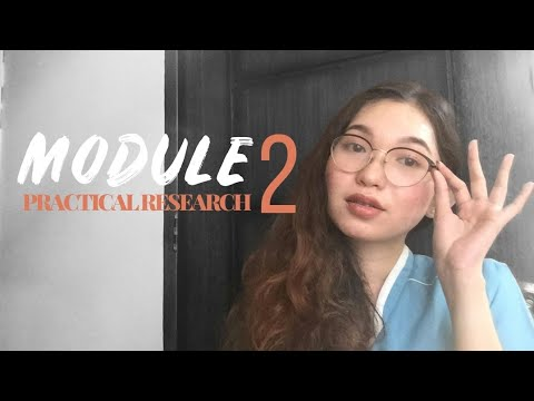 Module 2_Practical Research 2| Importance of Quantitative Research in Different Fields