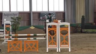 Warendorf-Freckenhorst 2014 Stil - L, Sieg mit 8,2 Simbi und Franzi