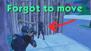 I swear there are bots on Fortnite