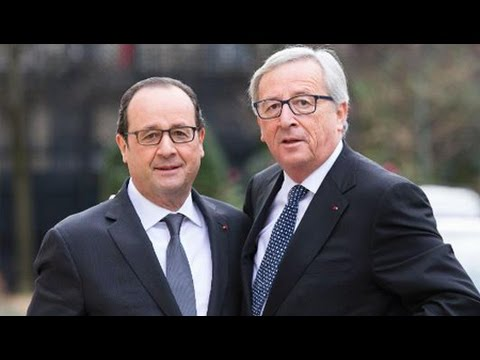 Hollande Capitulates to EU Pressure on Labor Laws Risking His Own Presidency