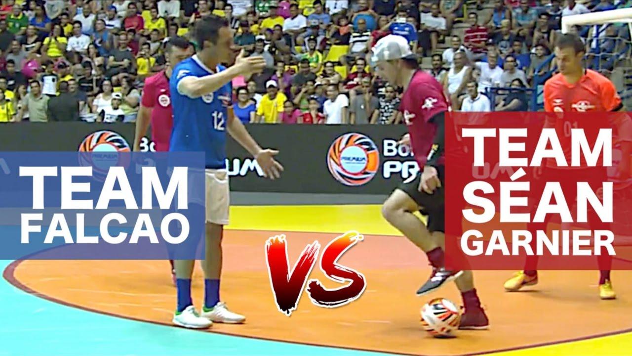 TEAM FALCAO VS TEAM SEAN - Reis Do Drible 2017    seanfreestyle - YouTube a56c4bc99d048