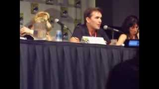 COMIC-CON 2009 - Uncharted 2 Panel  - Nolan North's Christopher Walken Impression