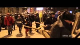 Riot in Kiev.not as seen on TV(видео взято у Максим Бернакевич , я просто чуток порезал, и поставил более подходящую ( по моему мнению )..., 2014-01-24T21:06:43.000Z)
