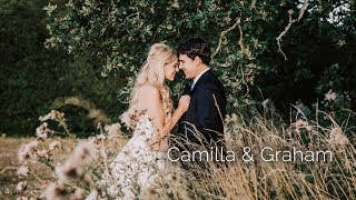 Stansted Park wedding highlights   Camila & Graham