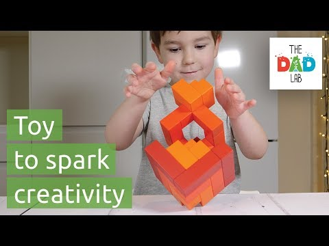 Naef : Cubicus Creative Wooden Toy For Kids Review - TheDadLab