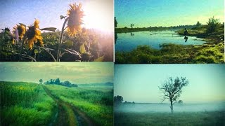 Фото зарисовка окрестностей реки Уды Харьков сегодня  summer
