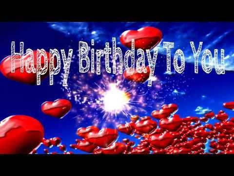 Geburtstagslied lustig - Happy Birthday to you - Geburtstag, Geburtstagsgrüße