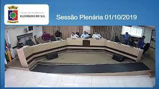 Eleição Mesa Diretora - 2019