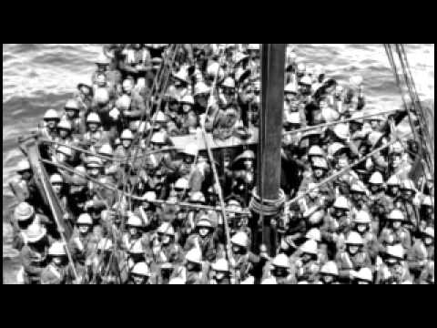 Dünya Savaşında Esir Düşen Osmanlı (Türk Esirler) Askerleri ...
