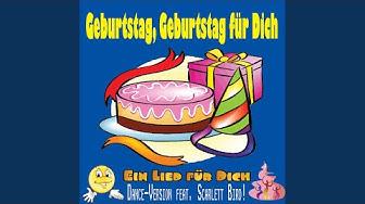 Geburtstag, Geburtstag Niklas (Dance-Version)