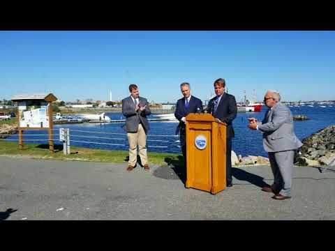 New Bedford, Offshore Wind Announcement