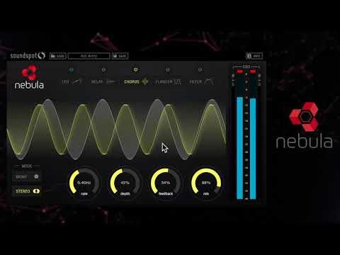 Nebula Multi FX Plugin OUT 20th OCT [Ableton, Cubase, FL Studio, Logic Pro, VST Plugin]