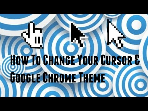 how to change your mouse cursor mac