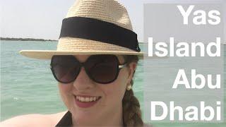 21 Hour Stopover in Abu Dhabi | Amelia Basia