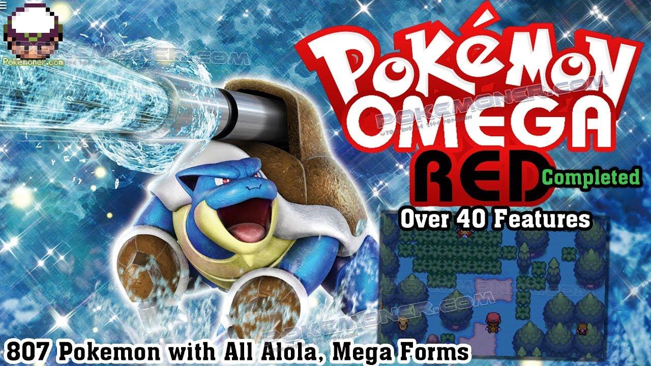 descargar pokemon omega ruby gba español completo