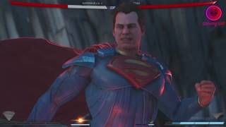 Batman vs Superman Gameplay 4K Walkthrough Injustice 2