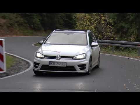 51 Rajd Żubrów 2017 - Mildner / Konik - VW Golf R | MaxxSport |