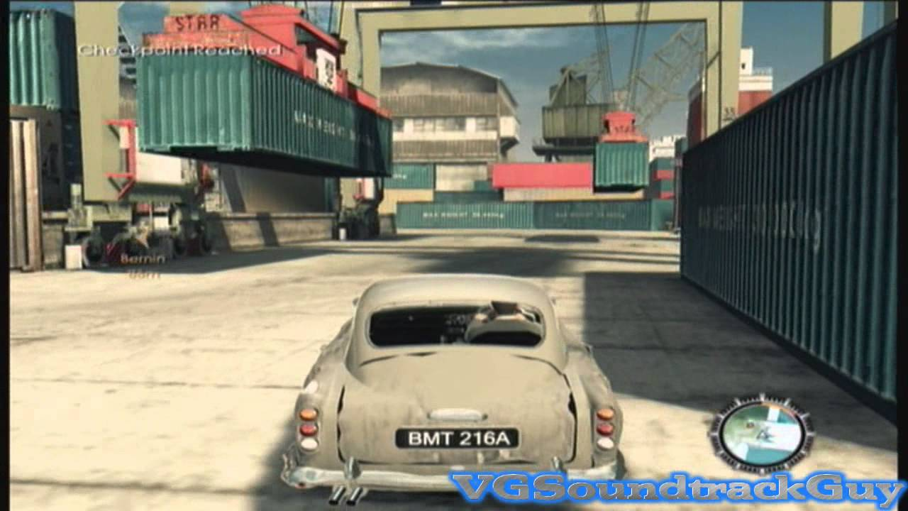 007 Blood Stone Gameplay Xbox 360 Youtube