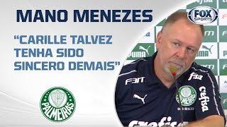 PÓS-JOGO: PALMEIRAS 1 X 0 CEARÁ - Mano Menezes fala ao vivo