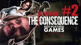 JAK ROBI KOT? | THE EVIL WITHIN | THE CONSEQUENCE DLC | 2/5 | HORROJKI | 60FPS GAMEPLAY