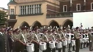 Festiwal Orkiestr Wojskowych - Kraków 1996