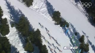 Biathlon Men 15KM Mass Start Complete Event | Vancouver 2010