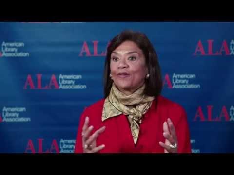 2015 ALA Annual Conference - Sonia Manzano on