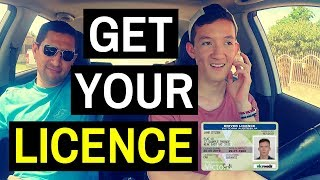 How To Get A Licence | Australia Victoria | Subs